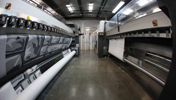large format banner printer - hp hp-deisgnjet-l65500