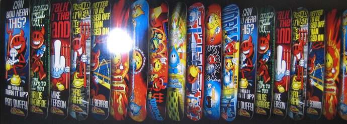 Printed Vinyl Wall Graphics