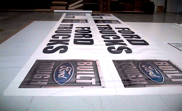 Supercross Banners